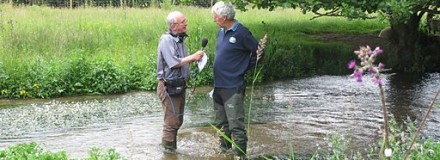 BBC Highlights the plight of Chalk Streams