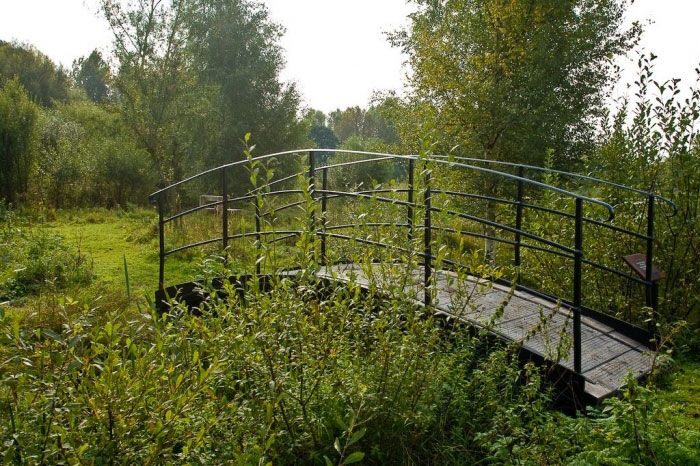 Millstream Footbridge