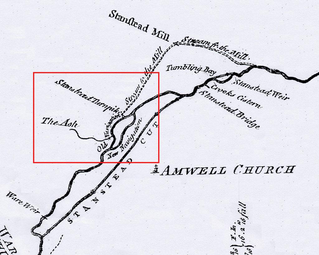 John Smeaton's Map